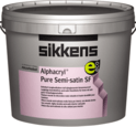 ALPHACRYL PURE SEMI SATIN SF