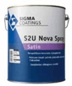 S2U NOVA SPRAY SATIN