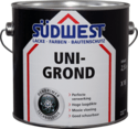 sudwest uni-grond wit 750 ml